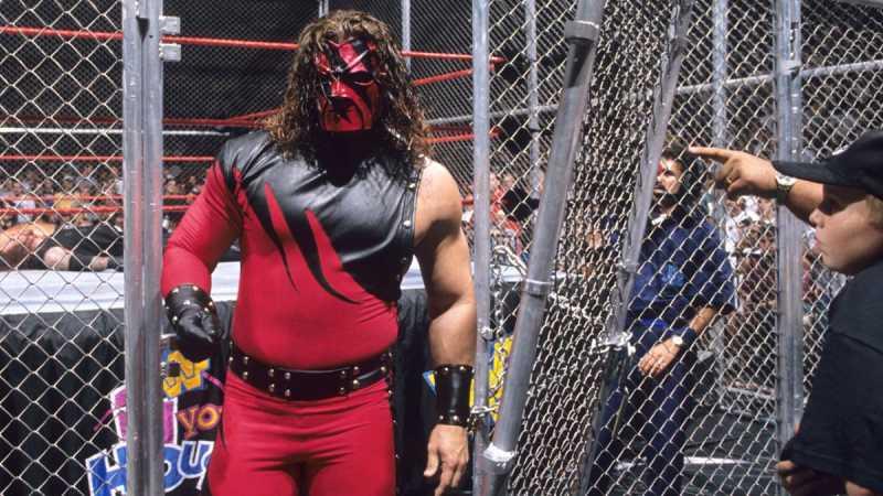 Debut Kane WWE